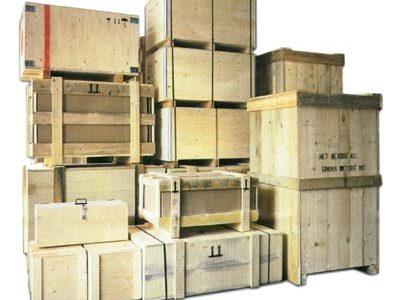 Wooden-packaging